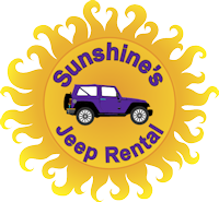 Garage Open Daily For Arrivals And Returns By Appointment Only. E Mail:  Info@SunshinesJeepRental.com P.O. Box 460, St. John VI. 00831(located  Across From ...